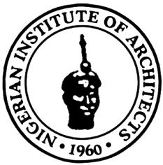 Nigerian Institute of Architects logo