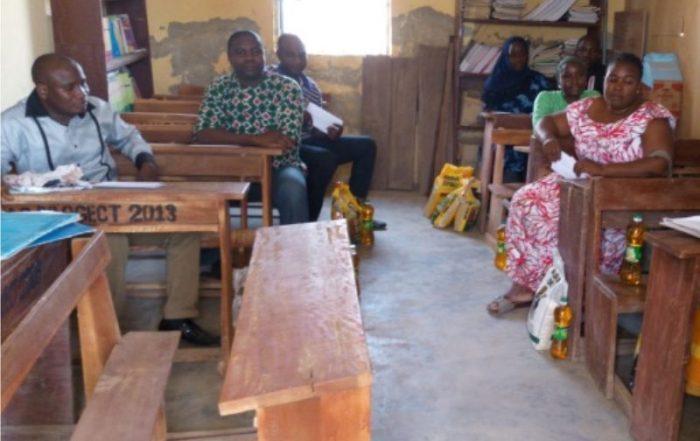 Archvision Workgroup CSR LEA Primary School Dakwo Abuja 2