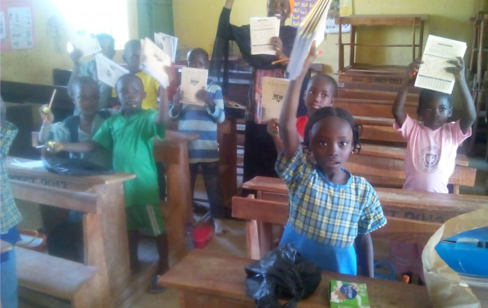 LEA primary school Dakwo