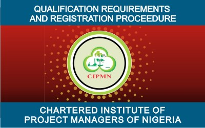 Here is the CIPMN membership registration process for project managers in Nigeria